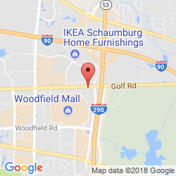 Schaumburg Illinois Map.Serviced Offices To Rent And Lease At 10 North Martingale Road