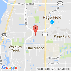 Fort Myers Florida Map.Serviced Offices To Rent And Lease At 8831 Business Park Drive No 301