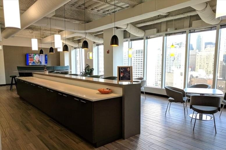 Serviced Offices To Rent And Lease At 161 N Clark Street
