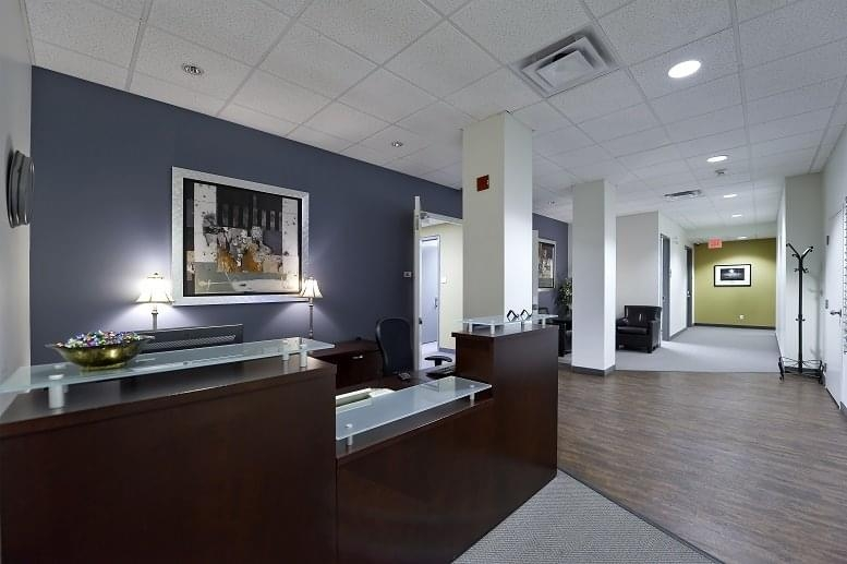 Serviced Offices To Rent And Lease At 4145 North Service Road 2nd Floor Burlington Center