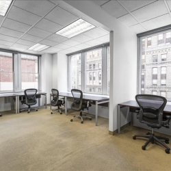 Executive office in New York City