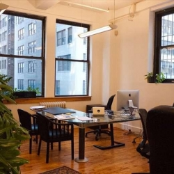 Serviced offices in central New York City