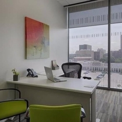 Houston serviced office centre