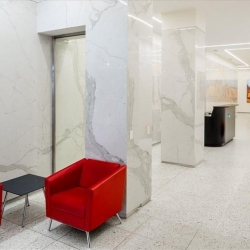Executive office centre to let in New York City