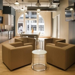 Toronto serviced office