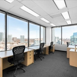 Executive office in Toronto