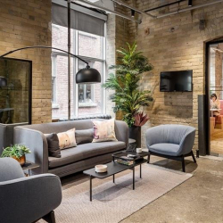 Office suites in central Toronto