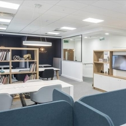 Serviced office in Markham