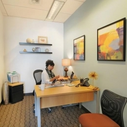 New York City serviced office centre