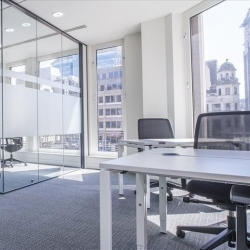 Office spaces in central Toronto