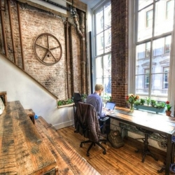 Serviced offices to rent in New York City