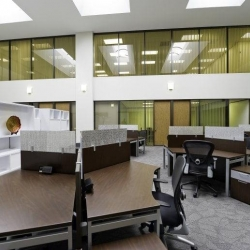 Serviced office centres in central Houston