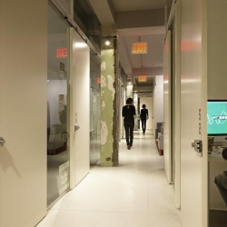 Image of New York City serviced office centre