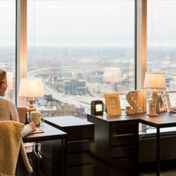 Office accomodations in central Minneapolis