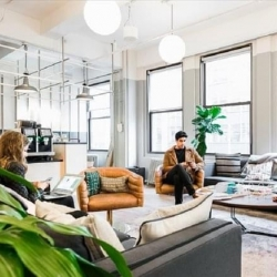 Office spaces in central New York City