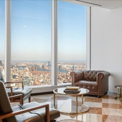 Office accomodations to let in New York City