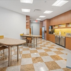 Serviced office centres in central New York City