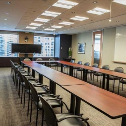 Executive suites in central Toronto