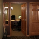 Executive offices in central Lincoln (Nebraska). Click for details.
