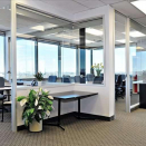 Offices at 1730 St. Laurent Boulevard, Suite 800. Click for details.
