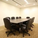 Office amenities at 551 Madison Avenue, New York, New York State, USA