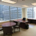 Office spaces to let in New York City