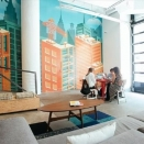 Image of New York City office space. Click for details.
