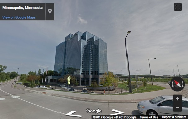 Street View image of 7825 Washington Avenue, Olympic PlaceOffiCenter, Suite 500, Bloomington, Minnesota, USA