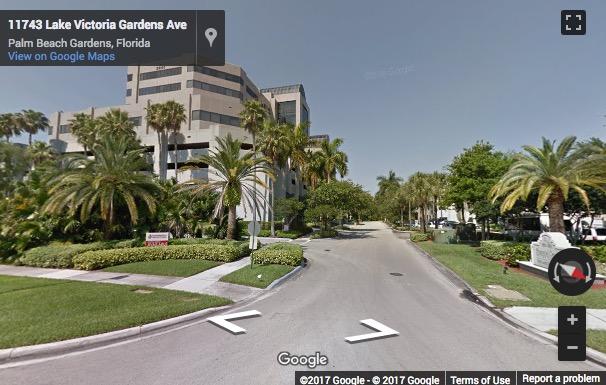 Street View Image Of 3801 PGA Boulevard, Suite 600 U0026 602, Palm Beach Gardens