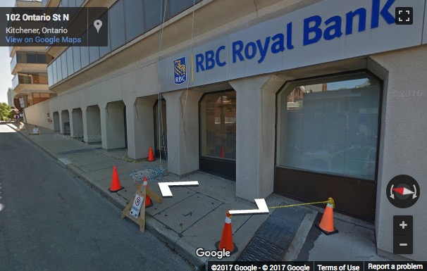 Street View image of 30 Duke Street West, Suite 1001, Kitchener, Ontario, Canada