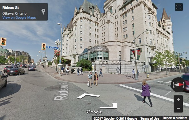 Street View image of 1 Rideau Street, Suite 700, Ottawa, Ontario, Canada