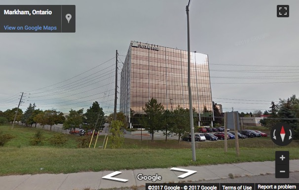 Street View image of 7030 Woodbine Avenue, Suite 500, Markham, Ontario, Canada