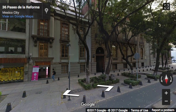 Serviced Offices To Rent And Lease At Paseo De La Reforma No 42 1er Piso Ofna A Col Centro