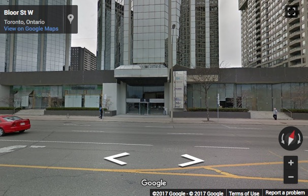 Street View image of 3250 Bloor Street West, Suite 600, Toronto, Ontario, Canada