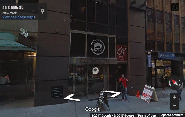 Street View image of 551 Madison Avenue, New York, New York State, USA
