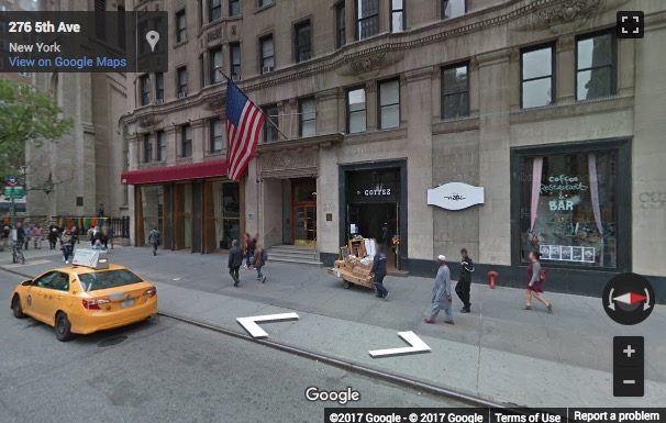 Street View image of 276 5th Avenue Suite 704, New York, New York State, USA