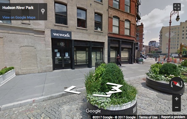 Street View image of Meatpacking, 1st floor, 1 Little West 12th Street, New York, New York State, USA