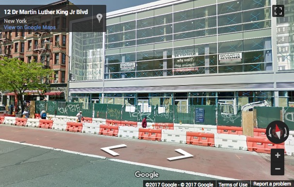 Street View image of 5 W 125th Street, Harlem, New York, New York State, USA