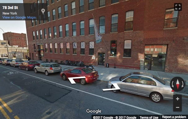 Street View image of 68 3rd St, Brooklyn, New York, New York State, USA