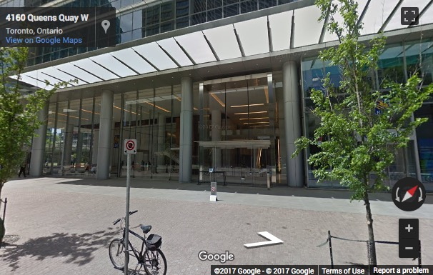 Street View image of 88 Queens Quay West, Suite 2500, Waterpark Place, Toronto, Ontario, Canada
