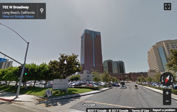 Street View image of One World Trade Centre, 8th Floor, Long Beach, California