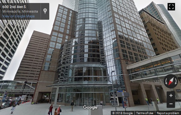 Street View image of Capella Tower, 225 South 6th Street, Minneapolis, Minnesota